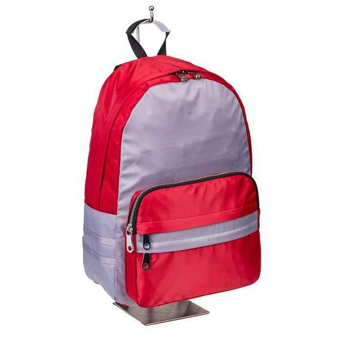 На фото 1 - Рюкзак из текстиля