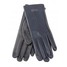 На фото 1 - Классические перчатки женские, цвет серый