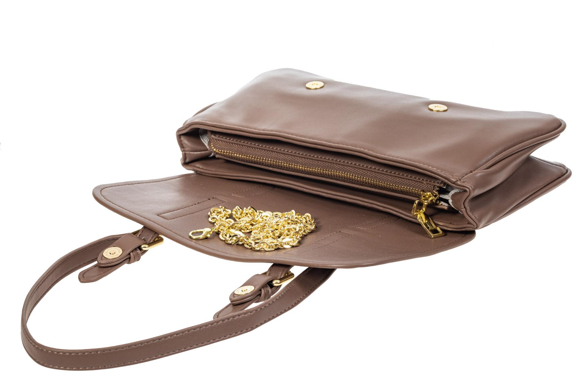 На фото 4 - Багет, цвет коричневый