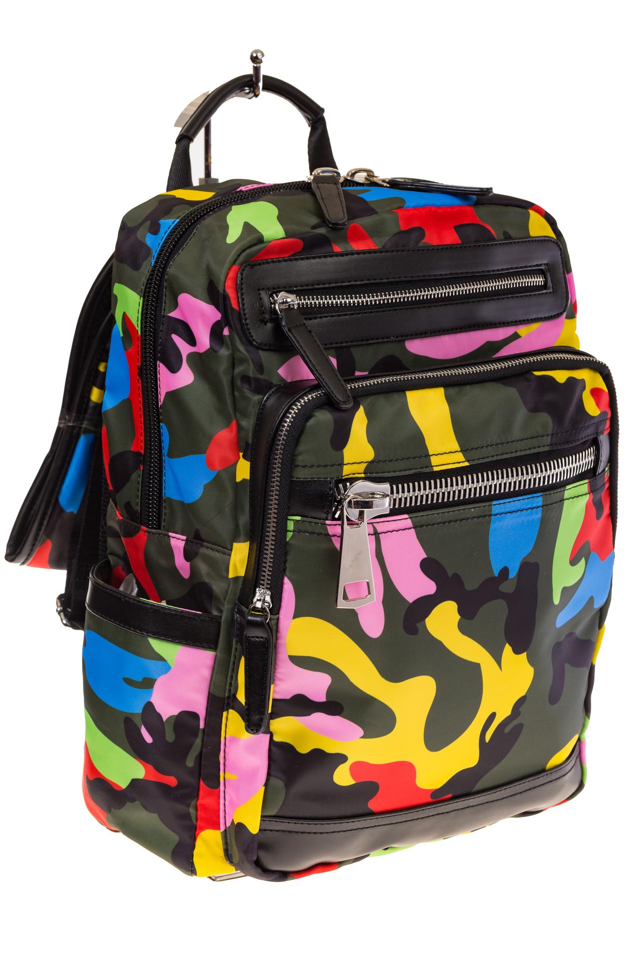 Купить оптом городской рюкзак из текстиля, фото