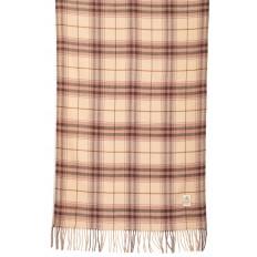 На фото 2 - Недорогой шарф-палантин из кашемира, цвет розовый
