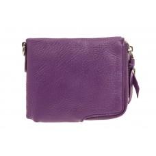 На фото 1 - Женское портмоне из натуральной кожи, цвет ...