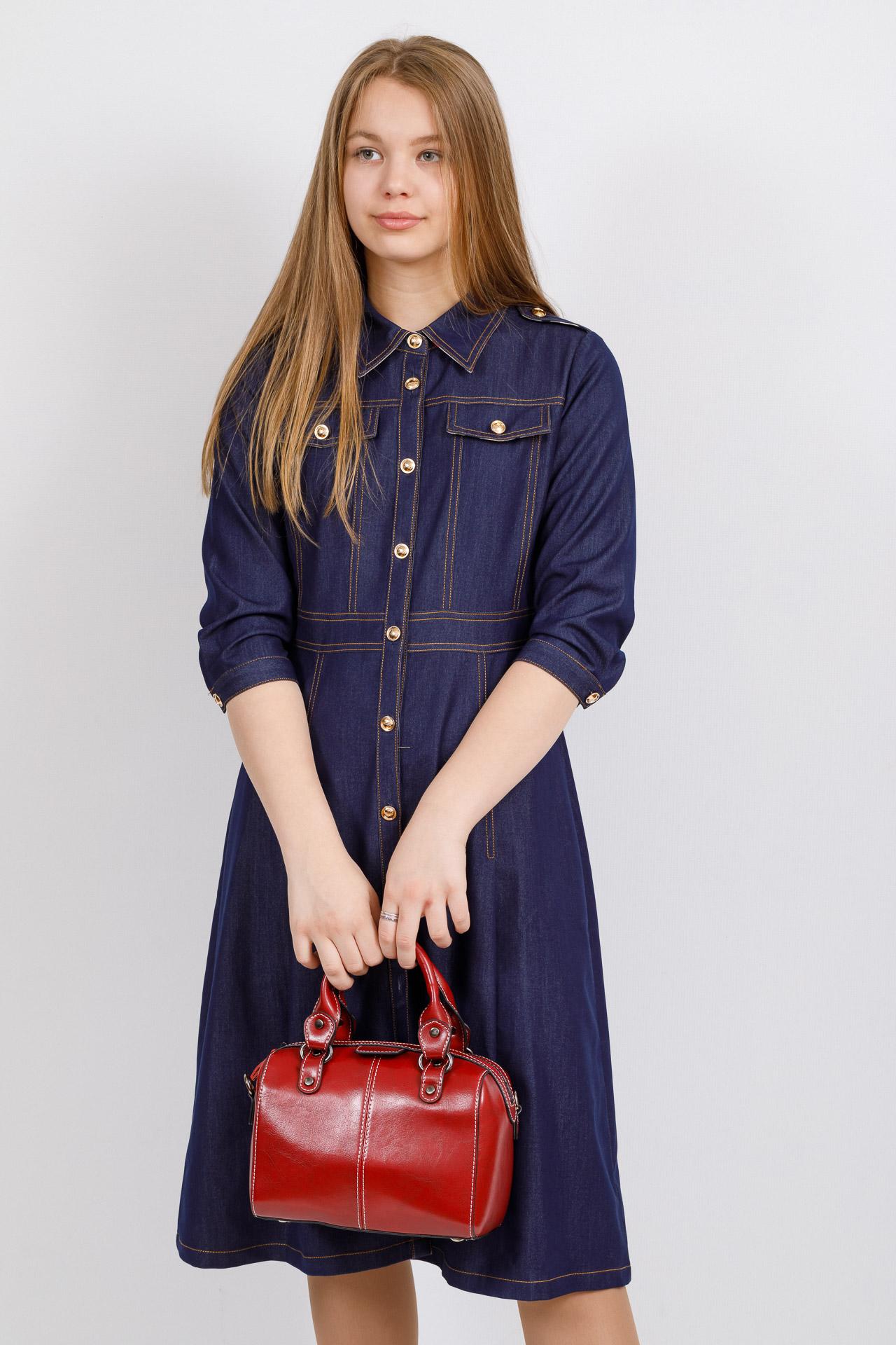 На фото 4 - Маленькая сумочка из натуральной кожи, цвет бордовый
