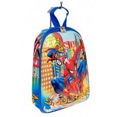 На фото 1 - Детский рюкзак с пластиковой вставкой, цвет...