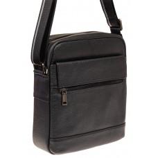 На фото 1 - Мужская сумка планшет из натуральной кожи, ...