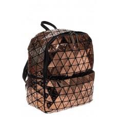 На фото 1 - Рюкзак с 3D эффектом из искусственной кожи,...