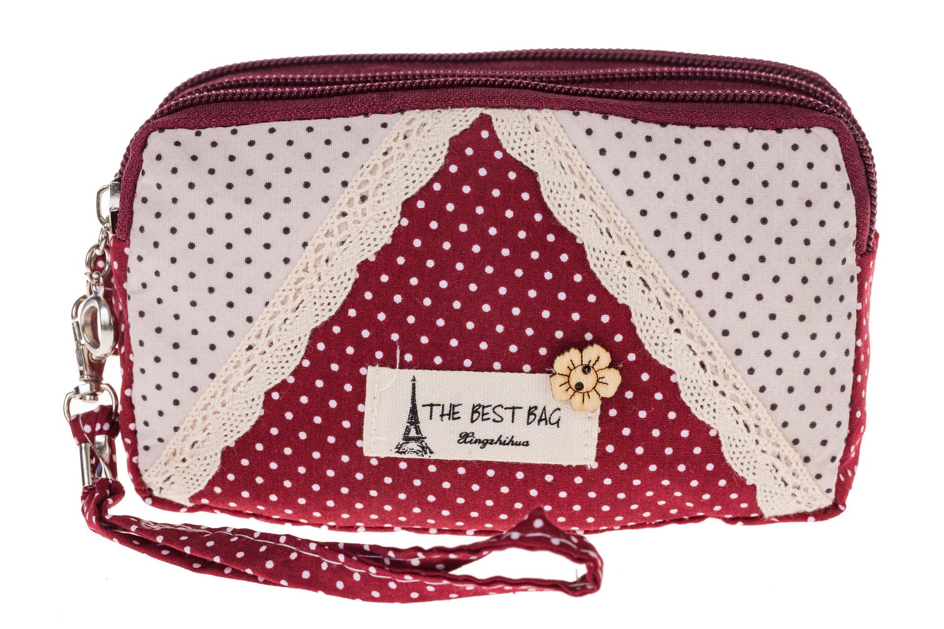 На фото 2 - Текстильная косметичка