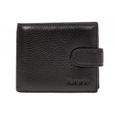 На фото 1 - Фирменный мужской кошелек из натуральной кожи