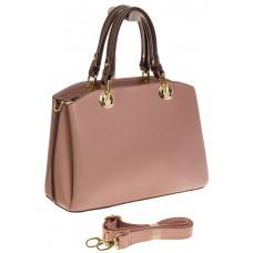 На фото 1 - Классическая сумочка из искусственной кожи ...