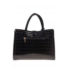 На фото 3 - Женская сумка из искусственной кожи