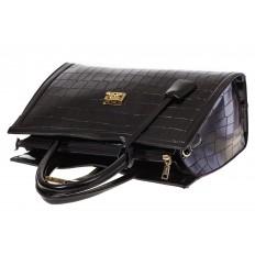 На фото 4 - Женская сумка из искусственной кожи