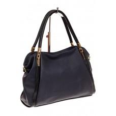 На фото 1 - Большая сумка из искусственной кожи, цвет с...