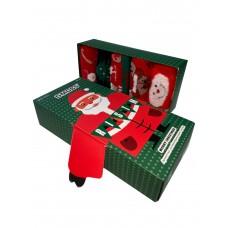 На фото 1 - Подарочный набор ароматизированных носков