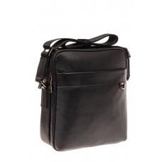 На фото 1 - Мужская сумка на каждый день из натуральной...