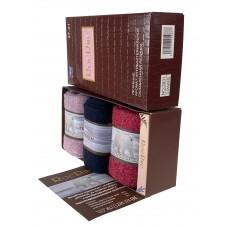 На фото 1 - Подарочный набор ароматизированных женских носков с сюрпризом
