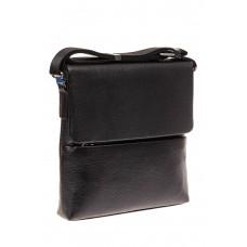На фото 1 - Мужская сумка из фактурной натуральной кожи...