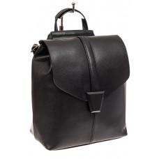 На фото 1 - Женский рюкзак трансформер из натуральной к...