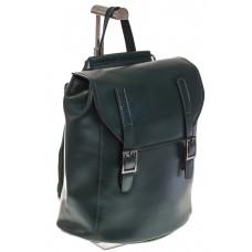 На фото 1 - Женский рюкзак – трансформер из натуральной...