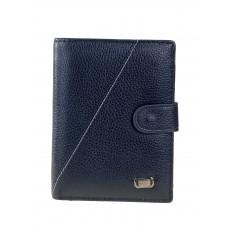 На фото 1 - Мужской кошелёк-органайзер из искусственной кожи, цвет чёрный