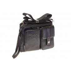 На фото 1 - Универсальная сумка-барсетка из натуральной...