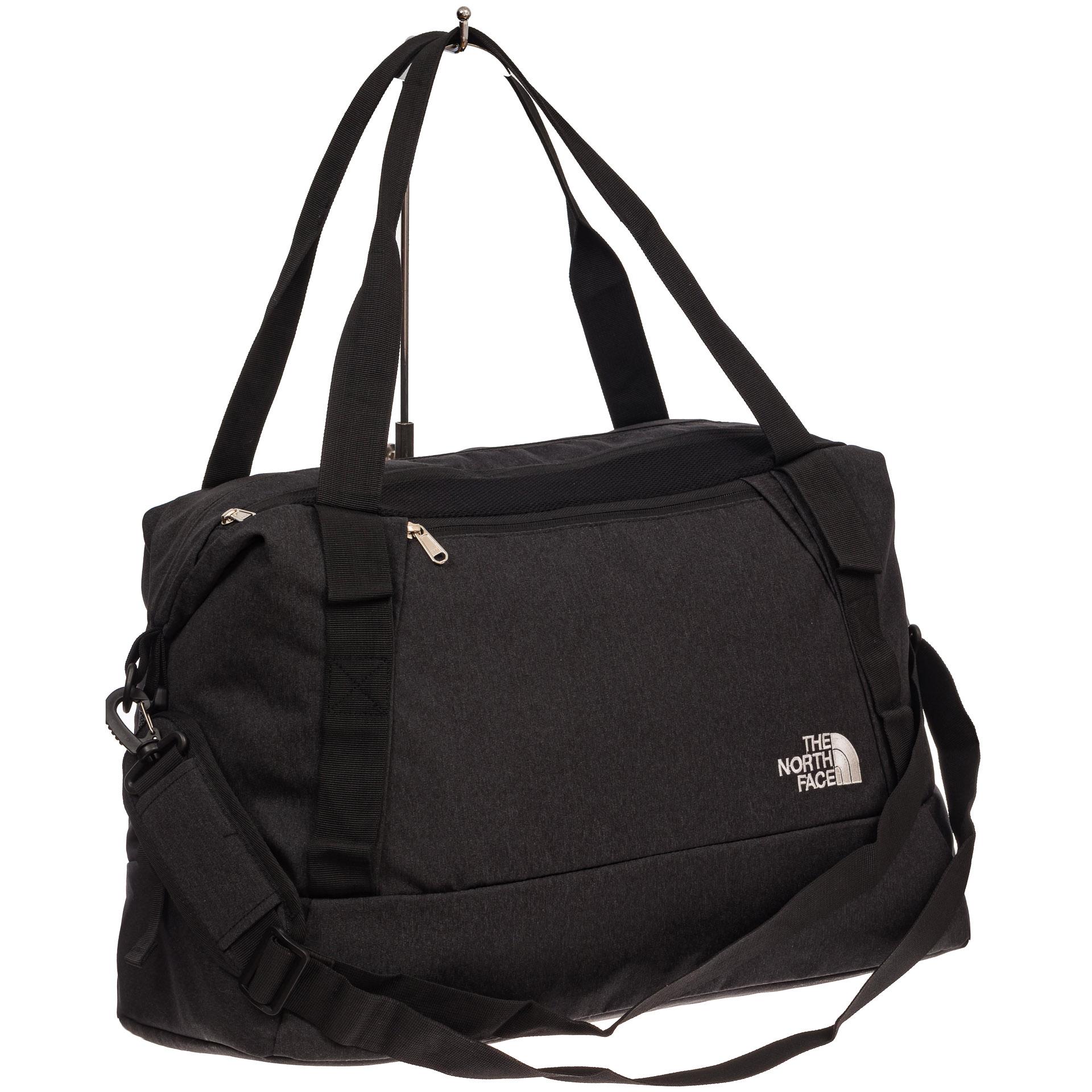 На фото 1 - Дорожная сумка с фастексами, цвет темно-серый