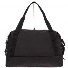 На фото 2 - Дорожная сумка с фастексами, цвет темно-серый