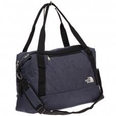 На фото 1 - Дорожная сумка с фастексами, цвет серый