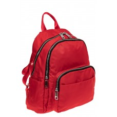 На фото 1 - Городской женский рюкзак из текстиля, цвет ...