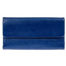 На фото 1 - Женский кошелек из натуральной кожи, цвет с...