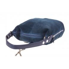 На фото 4 - сумка из натуральной замши