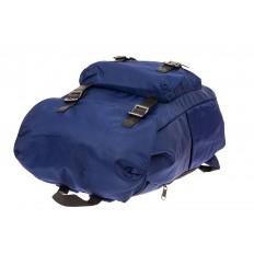 На фото 4 - Мужской городской рюкзак-торба, цвет синий