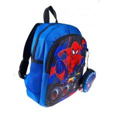 На фото 1 - Детский рюкзачок с принтом