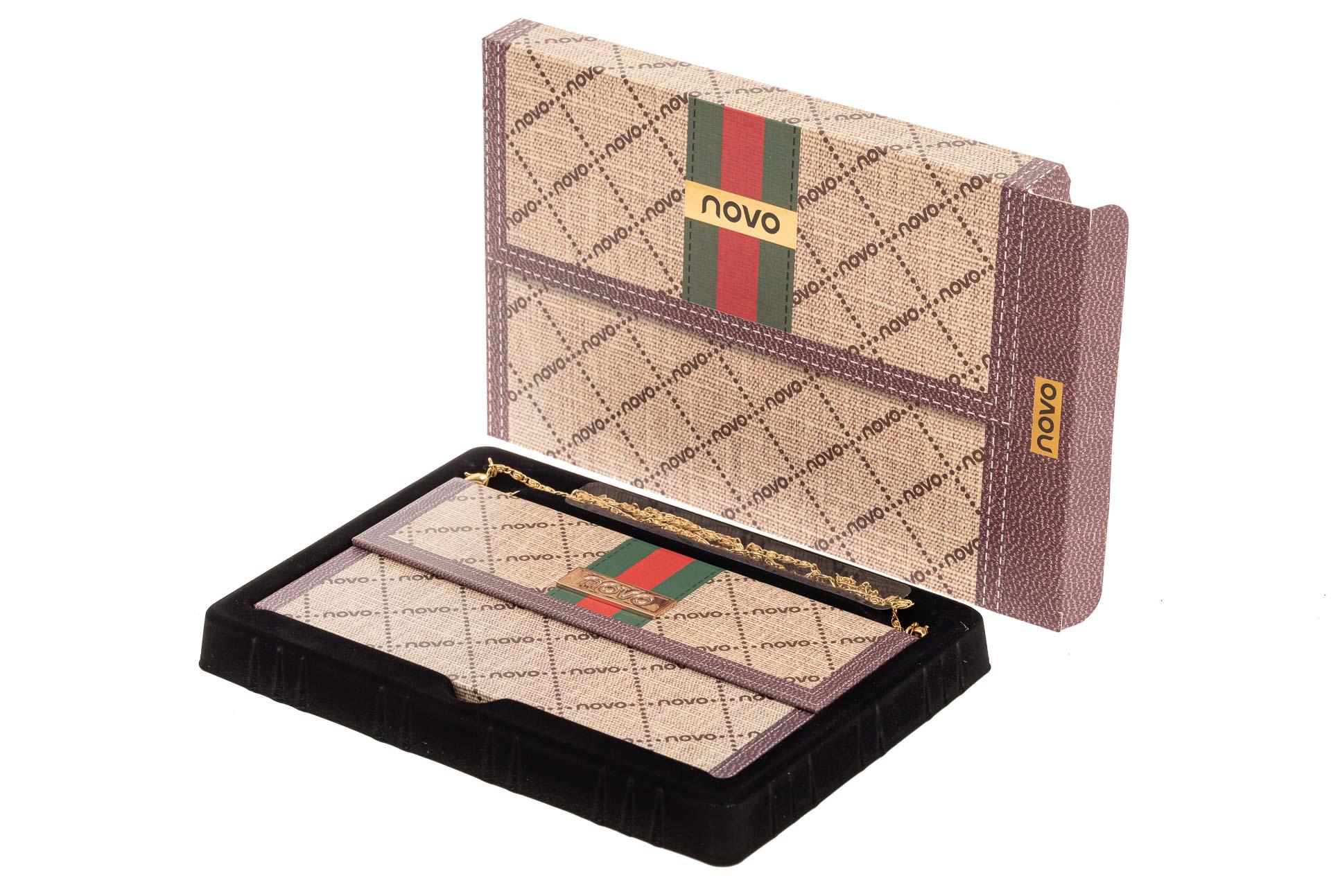 На фото 4 - Палетка теней в подарочной упаковке, палитра шоколад с серебром