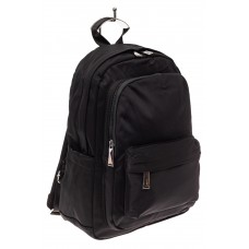 На фото 1 - Женский рюкзак из бархатистого текстиля, цв...