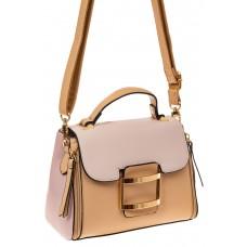 На фото 1 - Летняя сумка-портфель из искусственной кожи...