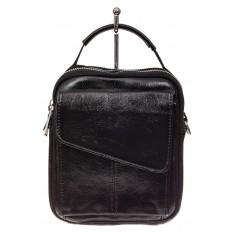 На фото 2 - Мужская сумка через плечо