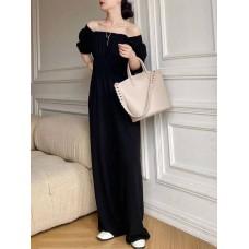 На фото 1 - Женская сумка трапеция из натуральной кожи с плетёной ручкой, цвет пудра