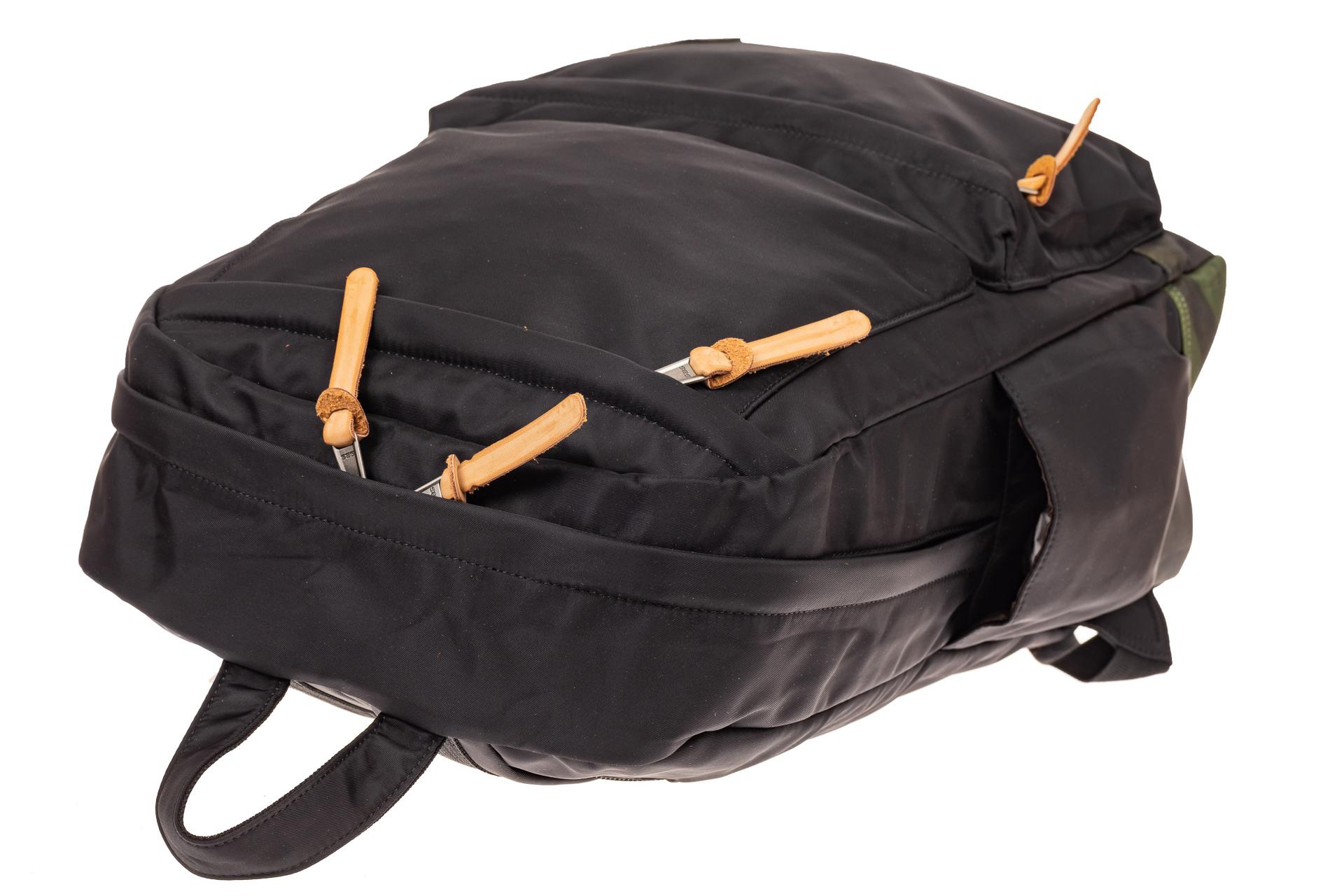 На фото 4 - Мужской рюкзак для города, цвет черный