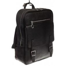 На фото 1 - Мужской городской рюкзак из искусственной кожи