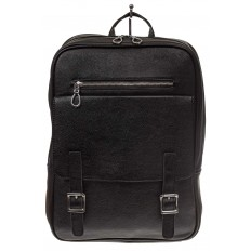На фото 2 - Мужской городской рюкзак из искусственной кожи