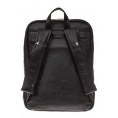 На фото 3 - Мужской городской рюкзак из искусственной кожи