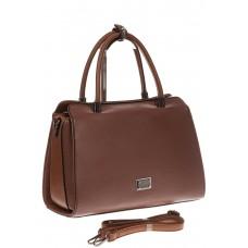 На фото 1 - Деловая сумка из искусственной кожи, цвет к...