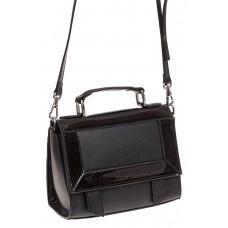 На фото 1 - Классическая сумка из натуральной кожи, цве...