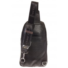 На фото 3 - Мужской sling bag из натуральной кожи 6872MM5