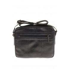На фото 3 - Мужская сумка-барсетка из натуральной кожи 7003MM5