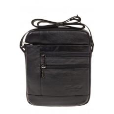 На фото 2 - Мужская сумка из натуральной кожи 7007MM5