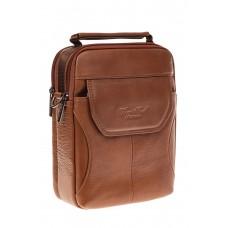 На фото 1 - Мужская сумка из натуральной кожи на каждый...