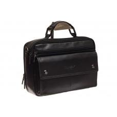 На фото 1 - Мужская сумка в стиле портфеля