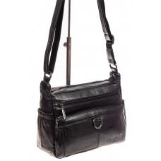 На фото 1 - Женская сумка из натуральной кожи под докум...