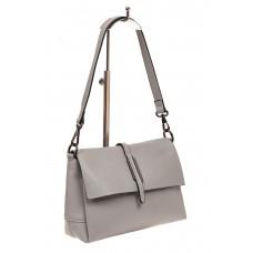 На фото 1 - Классическая сумка из мягкой натуральной ко...